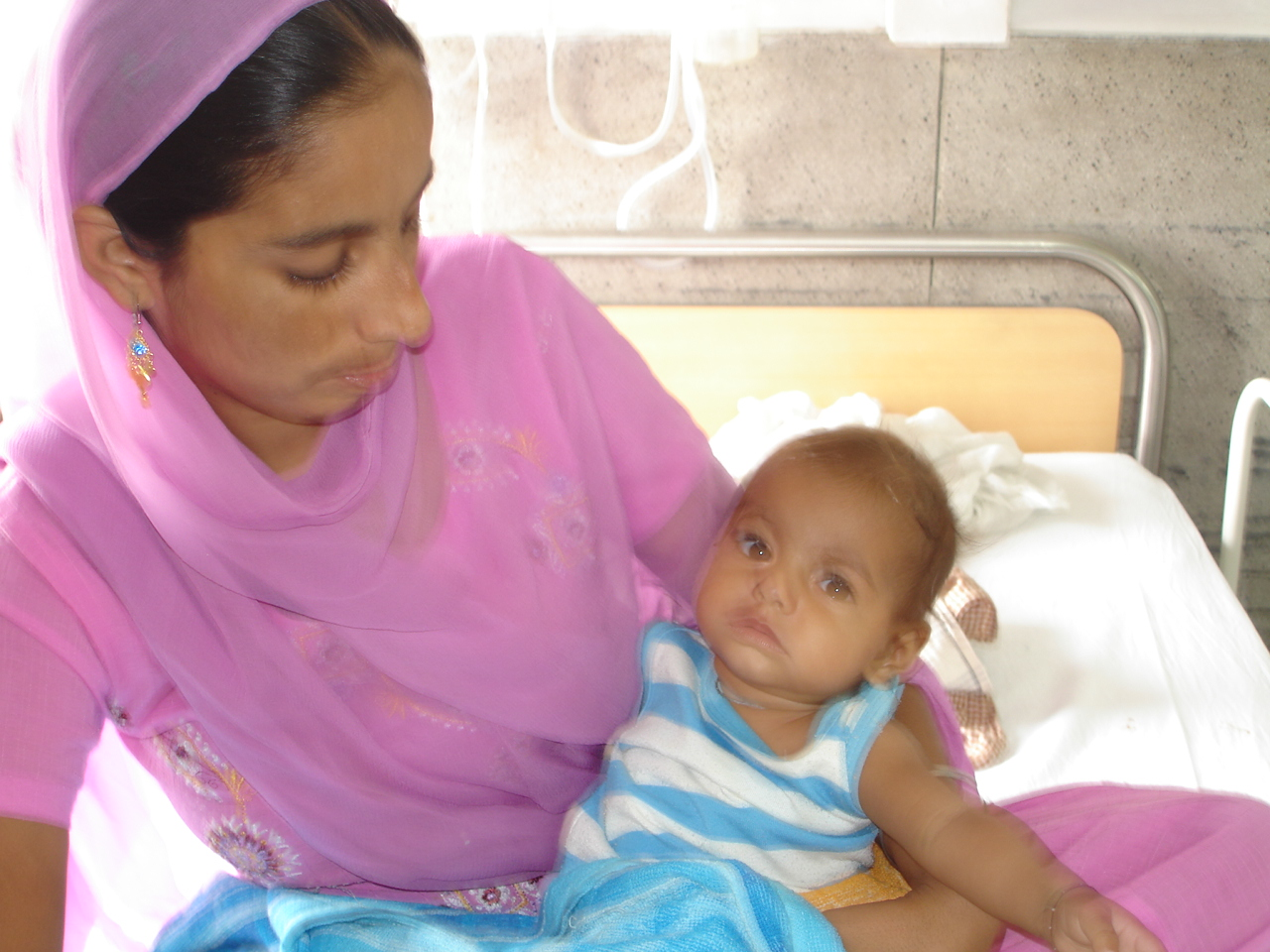 Six-Month old infant gets permanent pacemaker Implantation